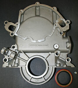 Ford 239 302 351w Universal Timing Cover Kit 67 92