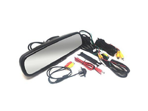 Mito 4 3 Rvm43kit Auto Dimming Rearview Mirror Backup Monitor Display W Camera