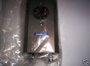Schunk Pneumatic Mse Mse a40 Rotary Actuator Msea40 New