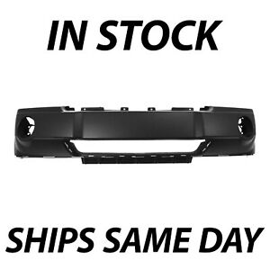 New Primered Front Bumper Cover Fascia For 2005 2007 Jeep Grand Cherokee 05 07