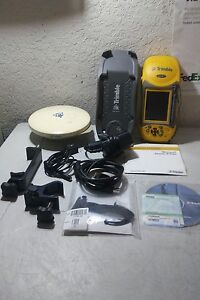 Trimble Geo Xh Geo Explorer 2008 Series w Trimble Zephyr Antenna