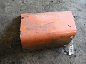 Allis chalmers 190 Front Shield right Tag 7043
