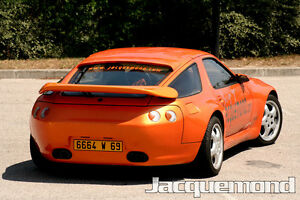 Jacquemond Porsche 928 Aeroplus Rear Wing Spoiler Strosek Style Made In France