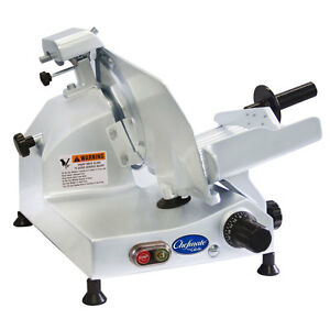 Globe C9 Chefmate Food Slicer Manual 9 Blade