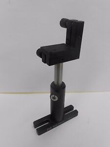 New Focus 9912 Optical Stand With Kinematic Prism Mount
