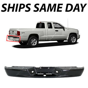 New Primered Steel Bumper Face Bar Replacement For 2005 2011 Dodge Dakota 05 11