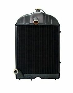 86551430 New Restoration Quality Radiator For Ford Tractors 2n 8n 9n