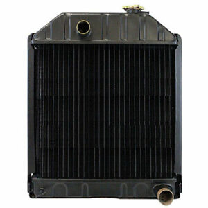 4 Row Radiator For Ford Tractors 2000 2600 3000 3100 3500 3600 4000 4100