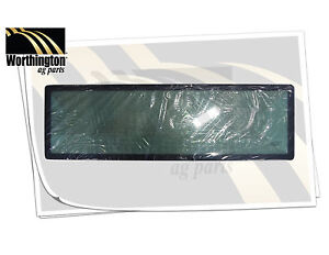 6811918 Upper Flat Windshield Glass For Canopy Cab Mini Excavator Bobcat
