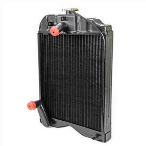 Radiator Massey Ferguson 35 Tea20 To20 To30 To35 202 Te20 181623m91