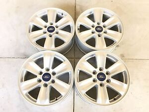 17 17 Inch Ford Oem Factory Wheels Rims Fits 2004 2015 F150 Expedition Chrome