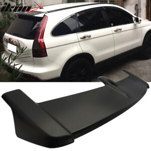 Fits 07 11 Honda Crv Cr v Oe Factory Style Abs Rear Hatchback Roof Top Spoiler