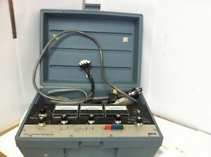 Rca Picture Tube Tester Wt 333a Cr Iii Vintage Ships Free