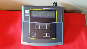 Excellent Used Condition Ysi 5000 Dissolved Oxygen Bod Testing Instrument