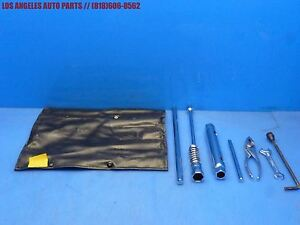 Porsche 968 924s 944 951 Tubro Tool Kit With Case Oem