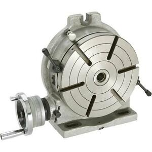 G9299 Grizzly 10 Horizontal vertical Rotary Table Yuasa Type