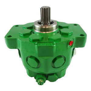 Ar94661 New Tractor Hydraulic Pump Assembly 65 Cm No Core Charge 4000 4020