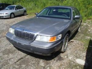 Speedometer Analog Cluster Mph Fits 98 02 Grand Marquis 742989