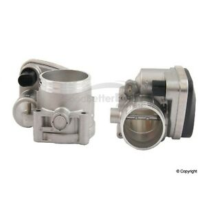 One New Vdo Fuel Injection Throttle Body 408238425004z 13547502444 For Bmw