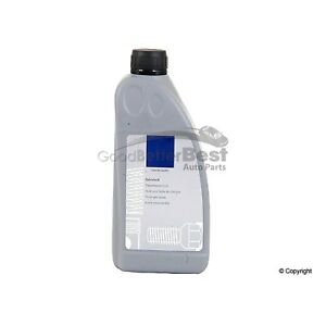 One New Genuine Manual Transmission Fluid 001989840309 001989260310 For Mercedes