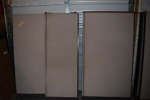 Office Wall Partitions dividers 14 Pcs pick Up Only