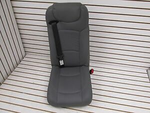 Gray Leather Look Universal Bus Van Truck Seat 103114 5 6