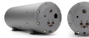 Accuair Endo 3 Gallon Bolted Aluminum Air Tank no Valves Gray Cerakote Finish