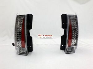 22884391 2007 2014 Cadillac Escalade Oem Clear Tail Lamp Light Package New
