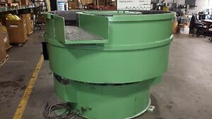 Roto Finish 20 Cu ft Vibratory Finisher