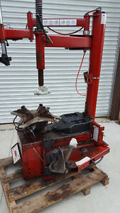 Coats 7060ax Tire Changer Machine Rim Clamp Air Operated Power Assist Arm