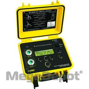 Aemc 2136 50 8510 Portable Digital Transformer Ratiometer