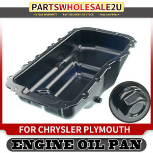 Engine Oil Pan For Dodge Grand Caravan Chrysler Town Country Plymouth Voyager