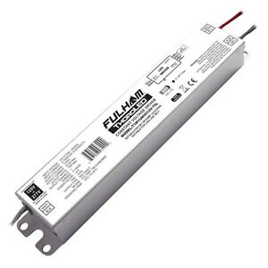 Fulham B06vt41rm5 12v Dc 75w Led Driver 100 277vac Dimmable 22252