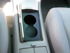 Console Cup Holder Insert Custom Made For Toyota Highlander 02 07 Free Shipping