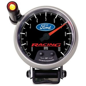Autometer 880083 Ford Racing Series Shift Light Tachometer