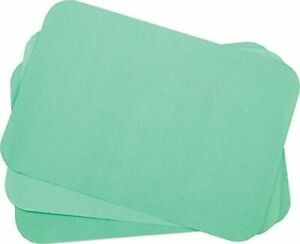 Starryshine 1000 Pc Dental Green Tray Covers Paper Size B Tray 8 25 X 12 25