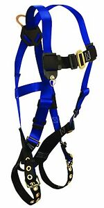 Falltech Fall Protection Safety Harness With 1 D ring Mating 7016