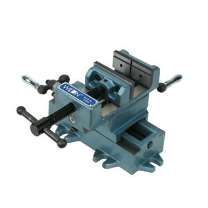 Wilton Cross Slide Drill Press Vise 3 Jaw Opening Wmh11693 New