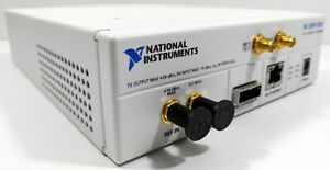 National Instruments Usrp 2921 Usrp Software Defined Radio Device