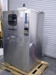 Heinicke Hotpack P4000 Pulsonic Cleaner P 4000 Glassware Washer Dishwasher