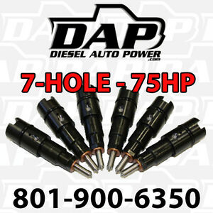 75hp Performance Injectors For Dodge Diesel Cummins Ram 75 Vp44 1998 2002