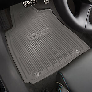 23238785 2015 2018 Chevrolet Impala Oem Dark Titanium All Weather Floor Mats New