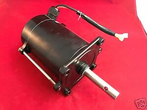 New Buyers Salt Dogg Electric Salt Spreader Spinner Motor 3016309 12 V 92440ssa
