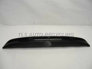 03 04 05 06 07 08 Toyota Matrix Black Liftgate Spoiler 67021 02040 126963