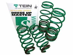 Tein Skb04 aub00 S tech Lowering Springs Set For 05 06 Rsx Dc5 1 5 f 1 7 r