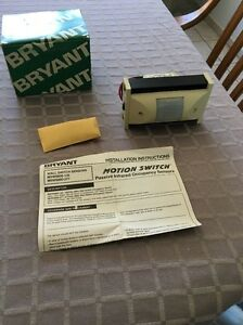 New Bryant Infrared Motion Switch Cat No Msws800 120 mm 768