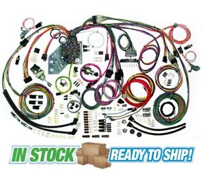1947 55 Chevy Truck 3100 Wiring Harness Kit American Autowire 500467