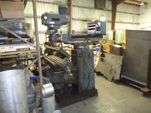 Lagun Republic Knee Type Vertical Tube Mill Used