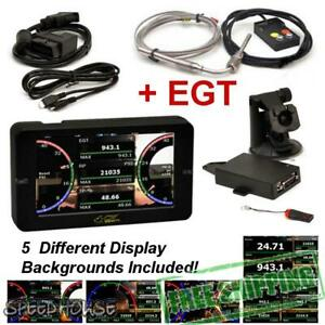 Smarty Touch Tuner Display Egt Pyro For 98 12 Dodge Ram 5 9 6 7 Cummins Diesel