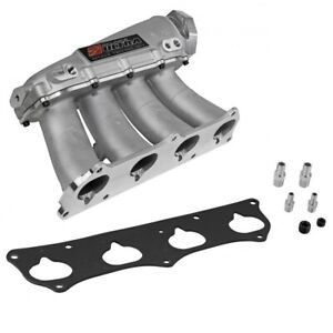Skunk2 Ultra Street Intake Manifold For 02 06 Acura Rsx 02 05 Honda Civic Si Sil